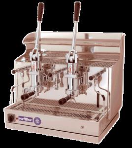 My Way Izzo Pompei Dual Fuel Lever Espresso Machine