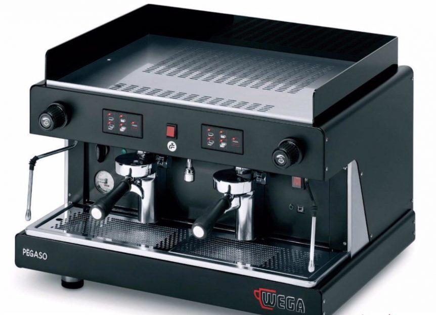 Wega Pegaso Dual Fuel 2 Group Coffee Machine