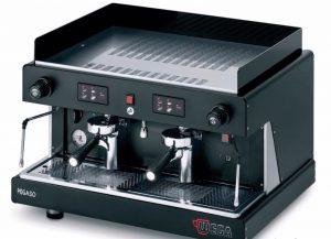Wega Picasso Dual Fuel 2 Group Machine
