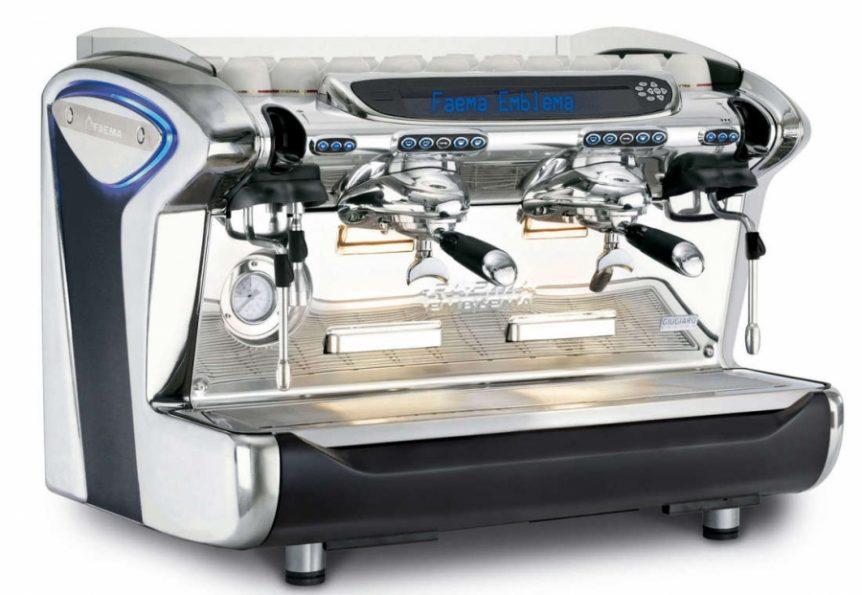 Faema Emblema 2 Group Espresso Machine