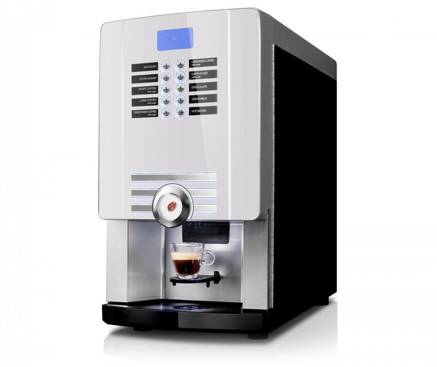 Rheavendors Cino Pronto Bean to Cup Machine