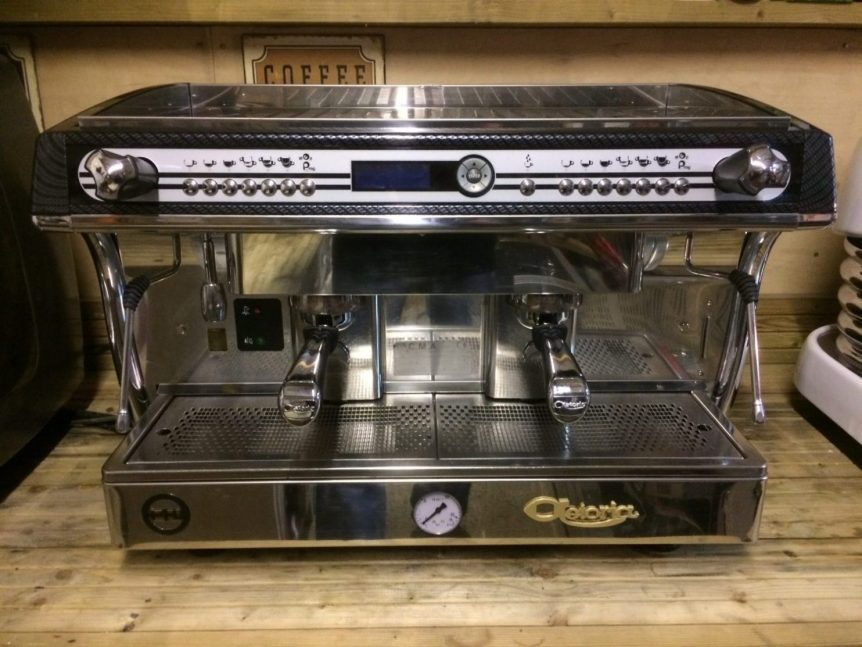 Astoria Plus4you 2 Group Espresso Machine