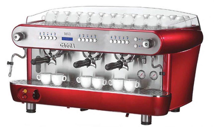 Gaggia 3 Group Deco Espresso Machine