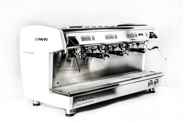 Conti X-One 3 Group in white (side view)