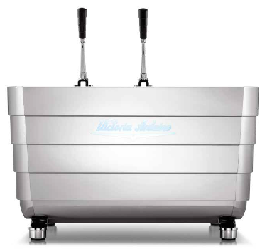 The Victoria Arduino White Eagle Leva - Rear View