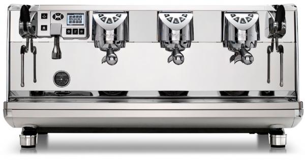 The Victoria Arduino White Eagle 3 group espresso machine